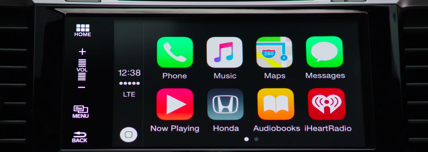 Honda Apple CarPlay