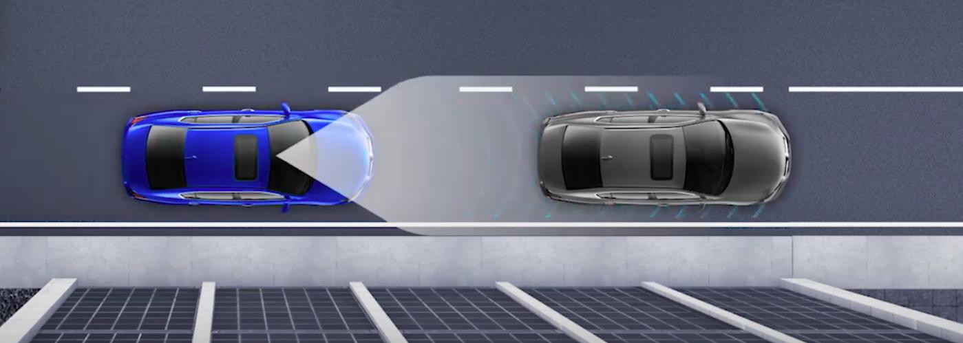 Honda Forward Collision Warning System