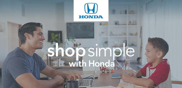 Shop Simple with Honda
