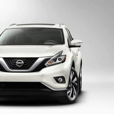 White 2018 Nissan Murano