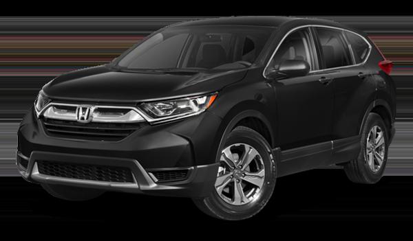 Black 2018 Honda CR-V