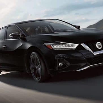 2019 Nissan Maxima Driving