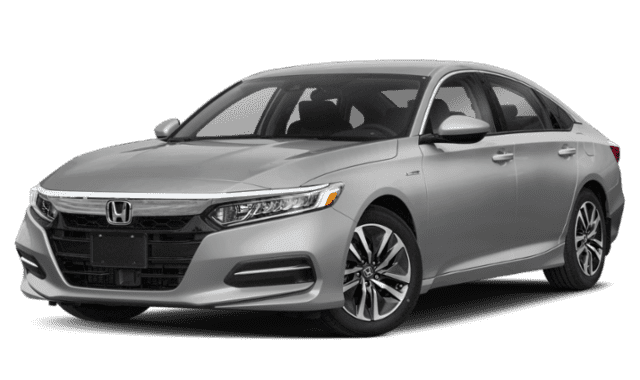 White 2019 Honda Accord