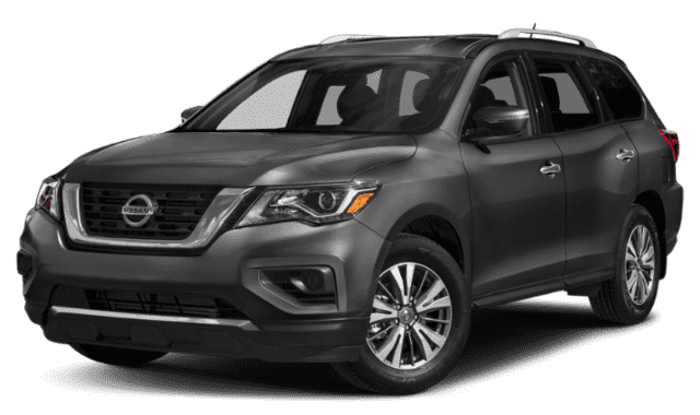Black 2019 Nissan Pathfinder