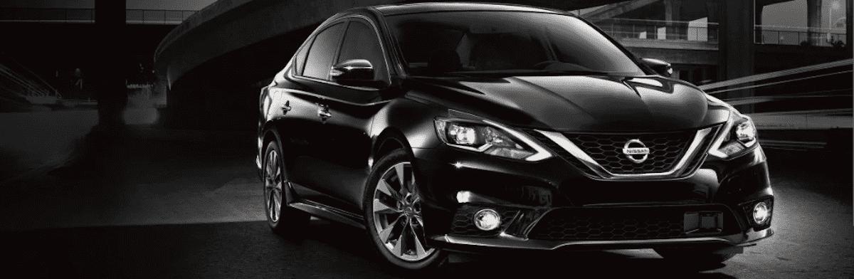 Black 2019 Nissan Sentra
