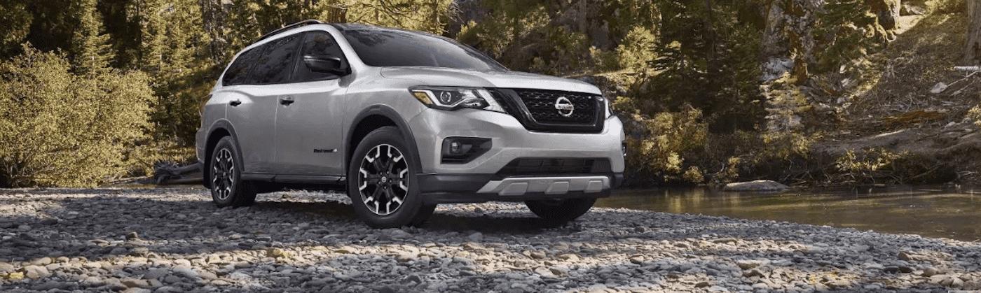 2019 Nissan Pathfinder Silver