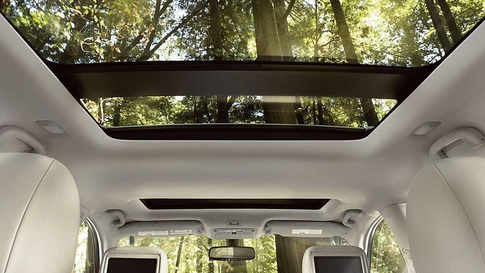 2020 Nissan Pathfinder Sunroof