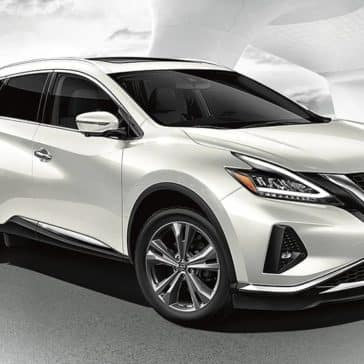 2020 Nissan Murano Parked