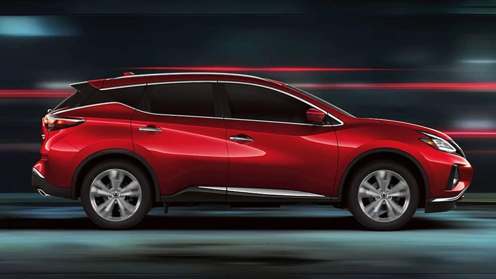 2020 Nissan Murano Side View