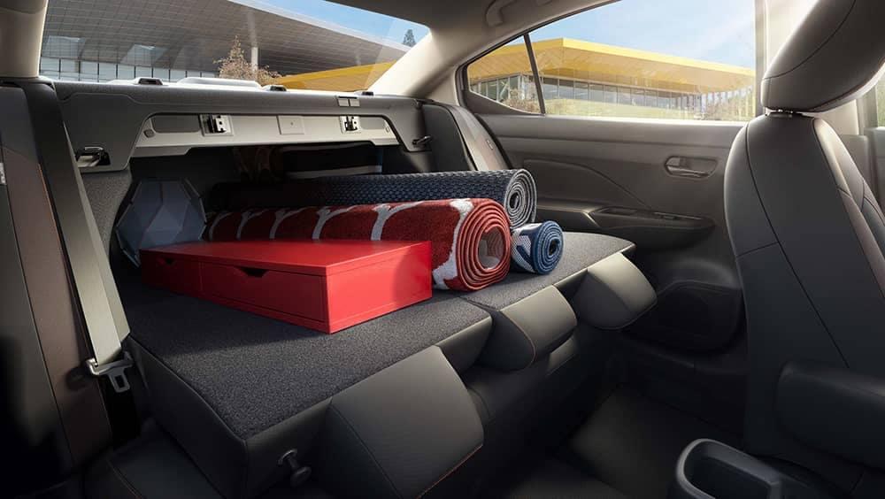 2020 Nissan Versa Space