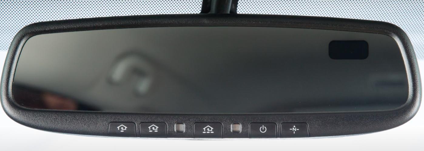 How To Program Nissan Garage Door Opener Homelink Universal Transceiver