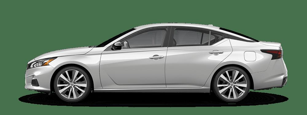 2021 Nissan Altima Brilliant Silver Metallic