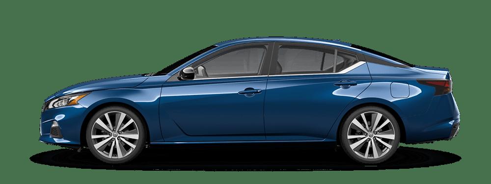 2021 Nissan Altima Deep Blue Pearl
