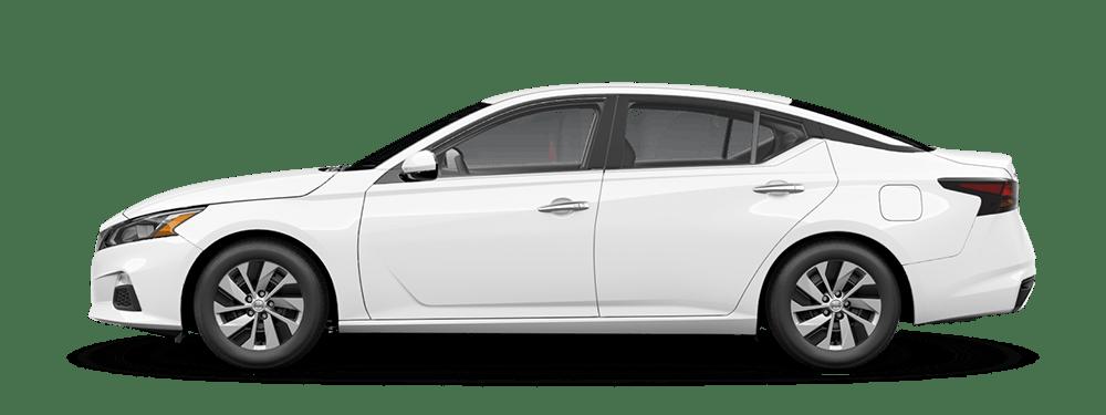 2021 Nissan Altima Glacier White