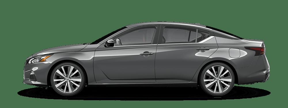 2021 Nissan Altima Gun Metallic