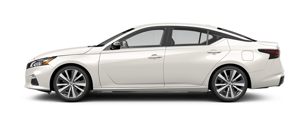 2021 Nissan Altima Pearl White Tricoat