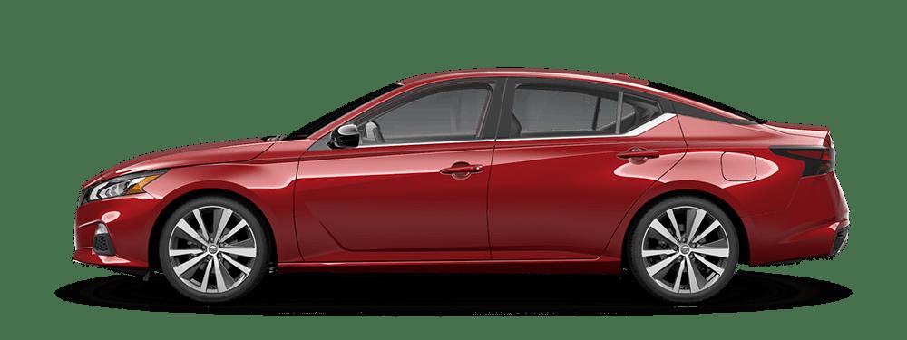 2021 Nissan Altima Scarlet Ember Tintcoat