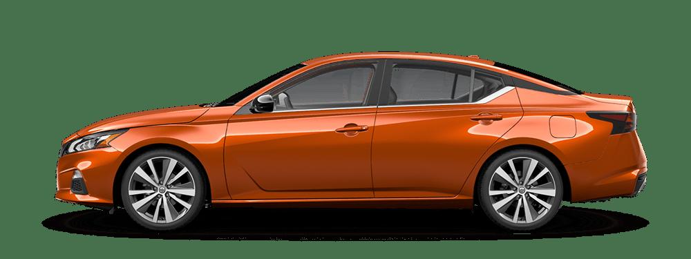 2021 Nissan Altima Sunset Drift Chromaflair