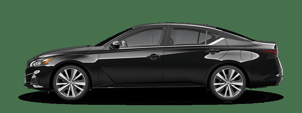 2021 Nissan Altima Super Black